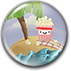 Summer Picnic Sale Badge 12000