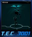 T.E.C. 3001 Card 01
