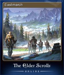 The Elder Scrolls Online Card 5