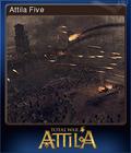 Total War ATTILA Card 5