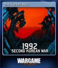 Wargame Red Dragon Card 2
