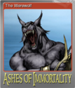 Ashes of Immortality Foil 4