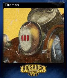 Bioshock Infinite Card 3