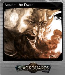 Blackguards Foil 5