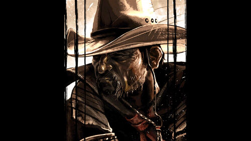 Call of Juarez Gunslinger Artwork 3