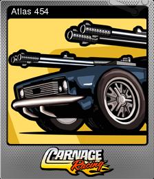 Carnage Racing Foil 1