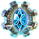 Crystals of Time Badge 4