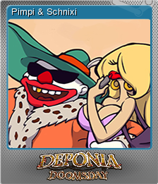 Deponia Doomsday Foil 2