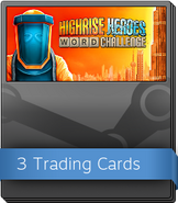 Highrise Heroes Word Challenge Booster Pack