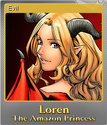 Loren The Amazon Princess Foil 5
