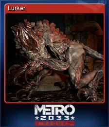 Metro 2033 Redux Card 6