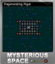 Mysterious Space Foil 3