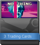 NO THING Booster Pack