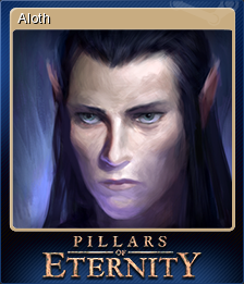 Pillars of Eternity Card 1