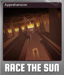 Race The Sun Foil 6