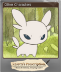 Resette's Prescription ~Book of memory, Swaying scale~ Foil 06