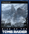 Rise of the Tomb Raider Card 4