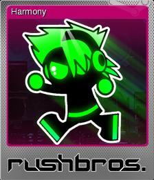 Rush Bros Foil 4