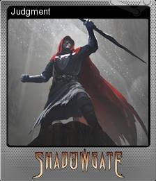 Shadowgate Foil 6