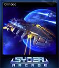 Syder Arcade Card 1