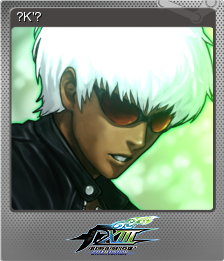 THE KING OF FIGHTERS XIII Foil 6