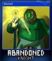 Abandoned Knight Card 3