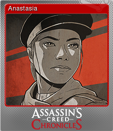 Assassin's Creed Chronicles Russia Foil 1