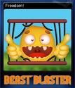 Beast Blaster Card 8