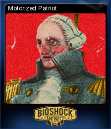Bioshock Infinite Card 6