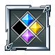 BlazBlue Cross Tag Battle Badge 4