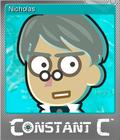 Constant C Foil 2