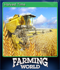 Farming World Card 4