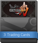 Guilty Gear Isuka Booster Pack