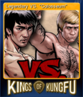 Kings of Kung Fu Card 2