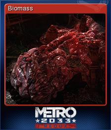 Metro 2033 Redux Card 1