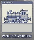 Paper Train Traffic Foil 1