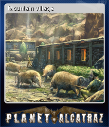Planet Alcatraz Card 4