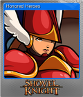 Shovel Knight Foil 8