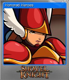 Shovel Knight Foil 8