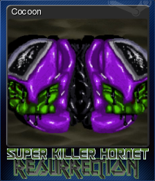 Super Killer Hornet Resurrection Card 02