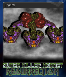 Super Killer Hornet Resurrection Card 04