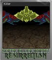 Super Killer Hornet Resurrection Foil 08