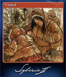 Syberia II Card 8