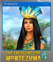 The Treasures of Montezuma 4 Foil 4