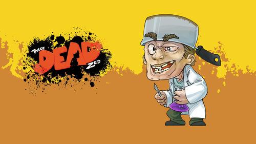 Three Dead Zed Artwork 5