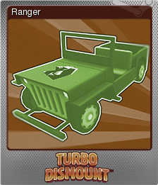 Turbo Dismount Foil 8