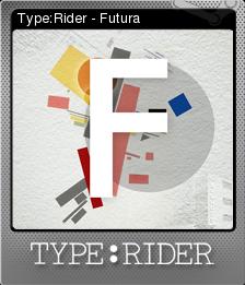 TypeRider Foil 6