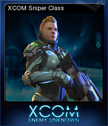 XCOM Enemy Unknown Card 8