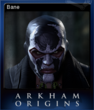 Batman Arkham Origins Card 1