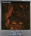Brutal Legend Foil 12